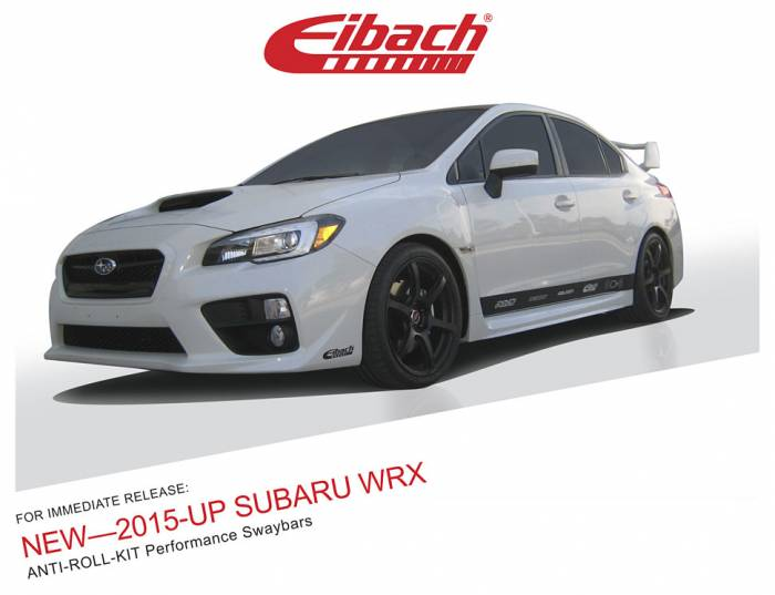 Product Releases  - ANTI-ROLL-KIT - 2015-UP SUBARU WRX