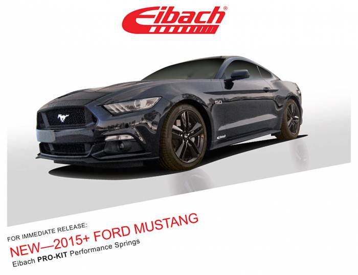 Product Releases - PRO-KIT - 2015+ FORD MUSTANG