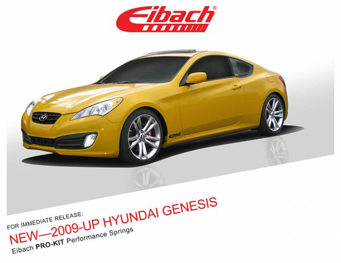 Product Releases  - PRO-KIT - 2009-UP HYUNDAI GENESIS