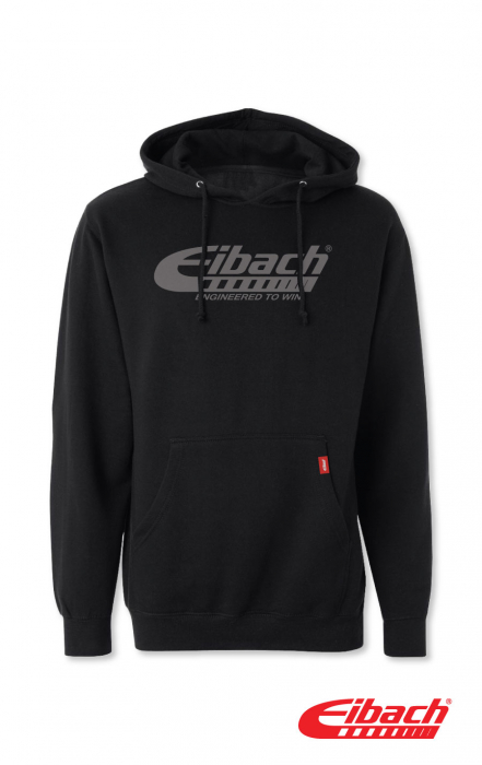 Apparel - PULLOVER HOODIE Engineered To Win - Black