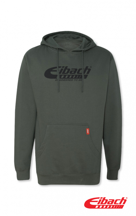 Apparel - PULLOVER HOODIE Engineered To Win - Grey