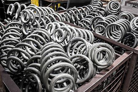 Products - Private Label Manufacturing - Suspension | Coil Springs