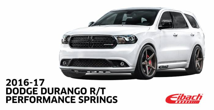 Product Releases - 2016-2017 DODGE DURANGO R/T PRO-KIT