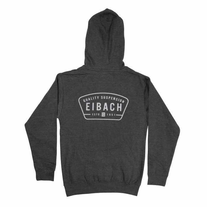 Hoodie Eibach Pullover QLT SUS - Charcoal - Image 2