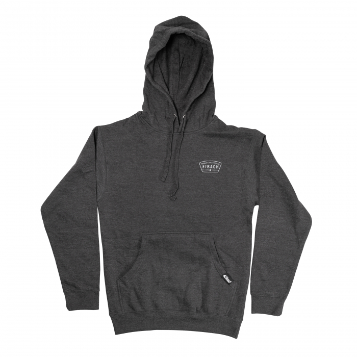 Apparel & Accessories - Hoodies / Jackets - Hoodie Eibach Pullover QLT SUS - Charcoal