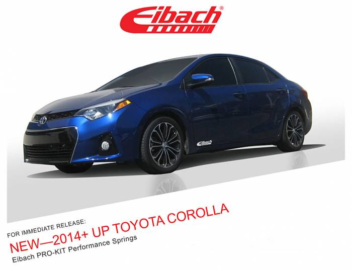 Product Releases  - 2014+ UP TOYOTA COROLLA