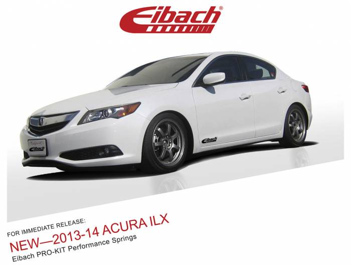 Product Releases  - 2013-14 ACURA ILX - PRO-KIT