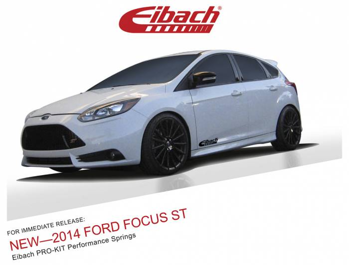 Product Releases  - 2014 FORD FOCUS ST - PRO-KIT