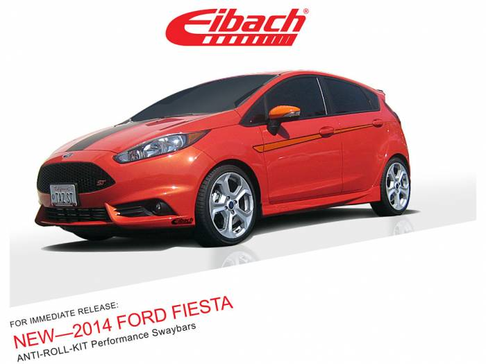 Product Releases  - 2014 FORD FIESTA - ANTI-ROLL-KIT