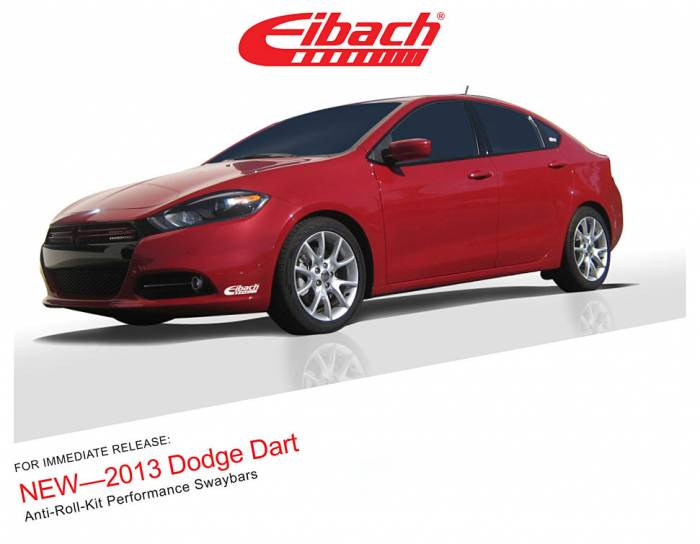 Product Releases - 2013 DODGE DART - ANTI-ROLL-KIT