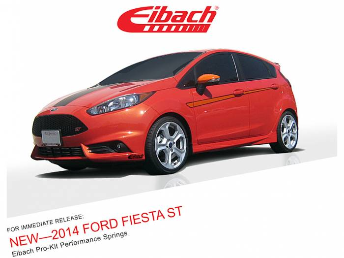 Product Releases  - 2014 FORD FIESTA ST - PRO-KIT