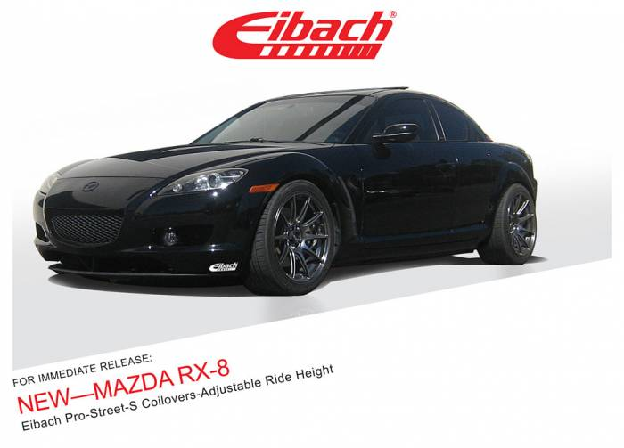 Product Releases  - MAZDA RX-8 PRO-STREET-S