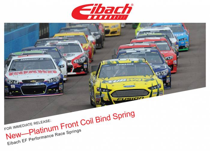 Product Releases  - NEW-PLATINUM FRONT COIL BIND SPRING