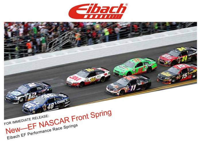 Product Releases  - EIBACH NASCAR FRONT SPRING (EF)