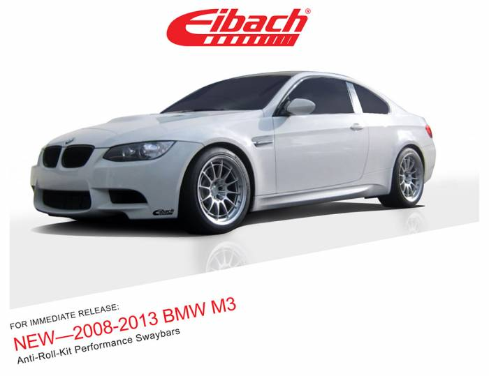 Product Releases - 2008-2013 BMW M3 - ANTI-ROLL-KIT