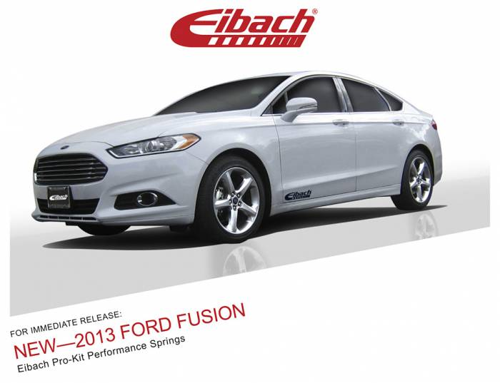 Product Releases - 2013 FORD FUSION - PRO-KIT