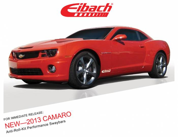 Product Releases  - 2013 CAMARO - ANTI-ROLL-KIT