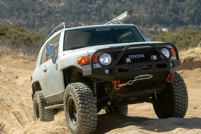 Product Releases - 2006-2009 Toyota FJ Cruiser