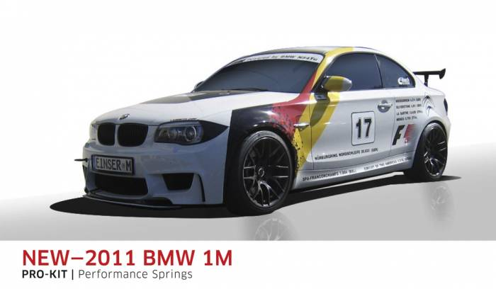 Product Releases  - 2011 BMW 1M - PRO-KIT