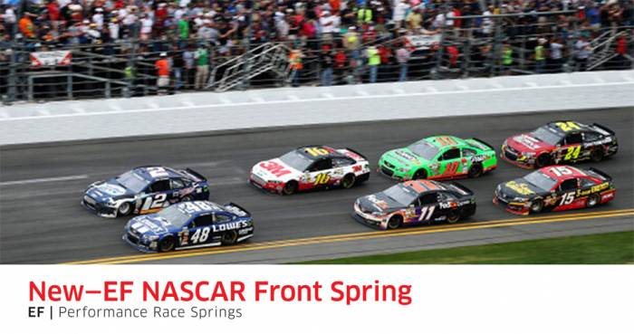 Product Releases  - EF NASCAR Front Spring
