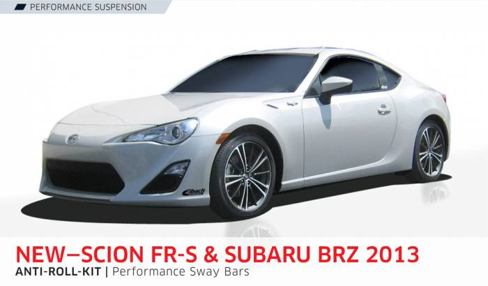 Product Releases  - SCION FR-S & SUBARU BRZ 2013 ANTI-ROLL-KITS