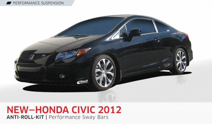 Product Releases - HONDA CIVIC 2012 ANTI-ROLL-KIT