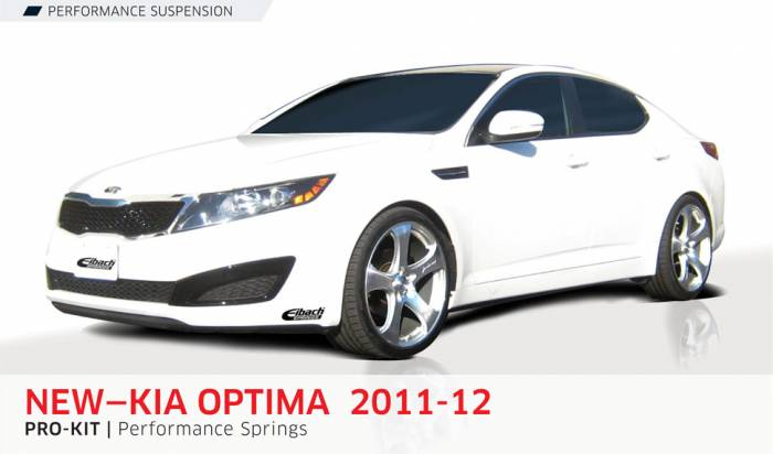 Product Releases - KIA OPTIMA 2011-12 - PRO-KIT