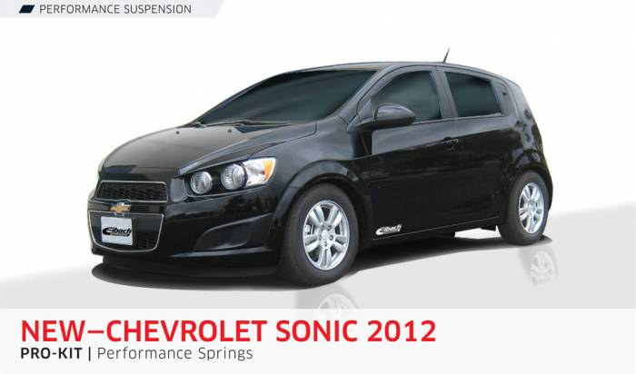 Product Releases - CHEVROLET SONIC 2012 PRO-KIT