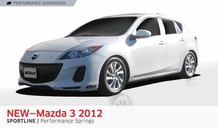 Product Releases  - MAZDA 3 2012 - SPORTLINE