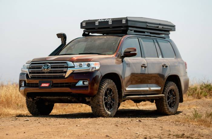 Product Releases - 2008-2021 Toyota Land Cruiser 200 Series